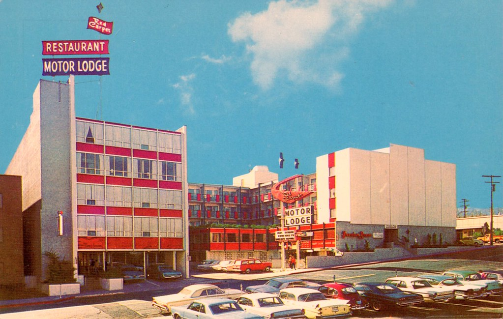 Red Carpet Motor Lodge - Reno, Nevada