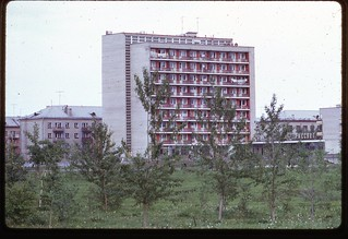 Apartment from Volga River, Dubna, 1969 | by Rob Ketcherside
