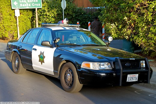 Mountain View Police Cruiser | by YFD