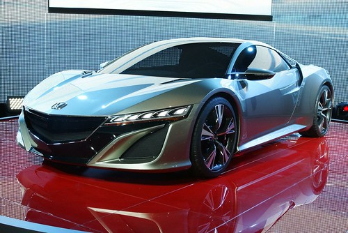 2012 Geneva Motor Show - Honda NSX Concept | by The National Roads and Motorists' Association