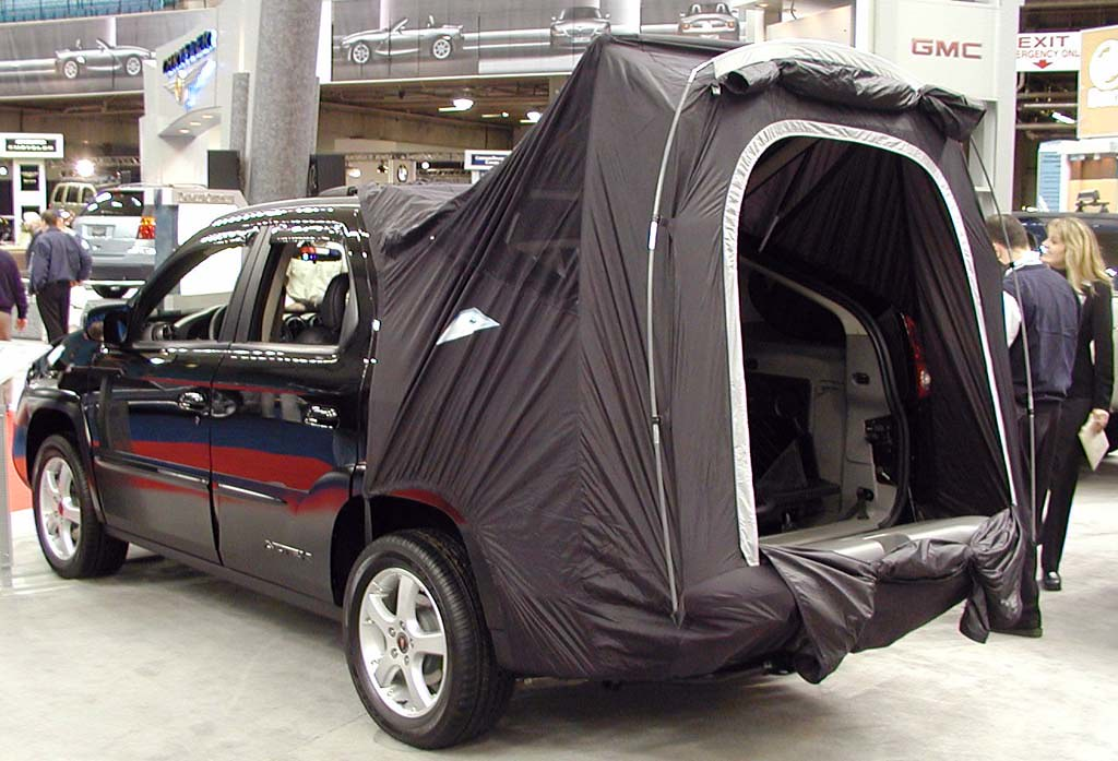 ... Pontiac Aztek with tent option | by D70 & Pontiac Aztek with tent option | BC Place Vancouver BC Canadu2026 | Flickr