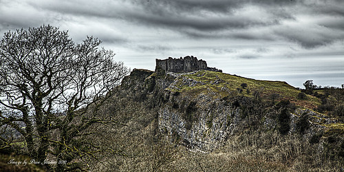 Carreg Cennen Castle | by DAVE-JKS