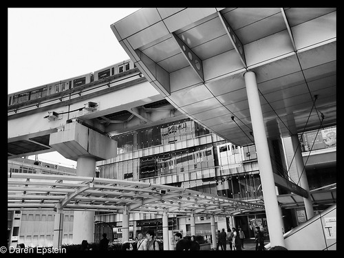Monochrome Monorail | by Gaijin Photographer