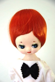 Bow Tie Pose Doll | by Agent 137