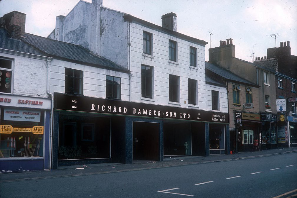 ... Preston 1976 | by Preston Digital Archive & Friargate Preston 1976 | Number 101 George Eastham. Number\u2026 | Flickr