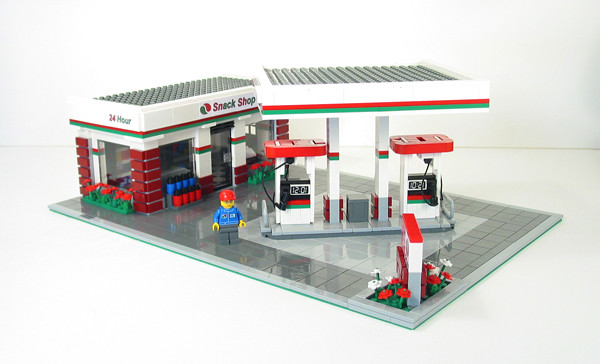 Gas Station 1