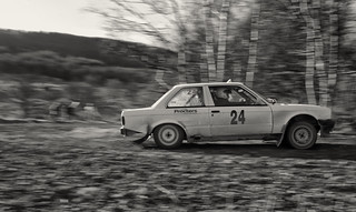 BMW 318is - Riponian Stages Rally 2012 | by Chris McLoughlin