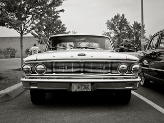 Ford Galaxie | by Dominic Bugatto