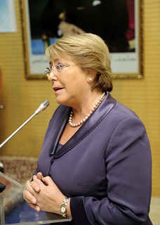 UN Women Executive Director Michelle Bachelet Commemorates International Women's Day in Morocco | by UN Women Gallery