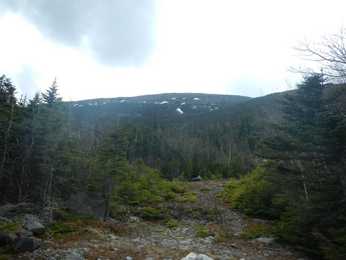 Looking up at the 5 mile 4/25 | by Mt.Washington Auto Road