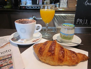 Paris is...petit dej' at Cafe Constant rue St-Dominique | by Paris Breakfast