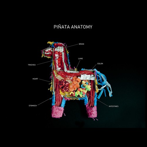 Piñata Anatomy | by Carmichael Lynch