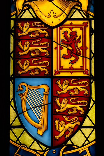 Jubilee Window - The Shield | by Mikepaws