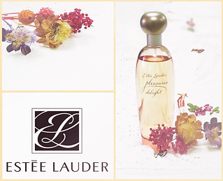 Estee lauder pleasures delight | by Dana  دانـة