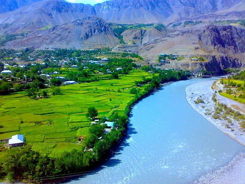 A view of Ayun, Chitral, Pakistan | by © arshadthetrekker