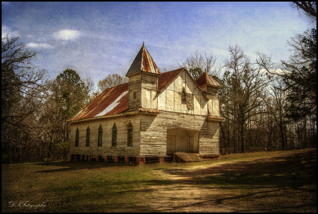 Historic Rural Churches of Georgia | Flickr