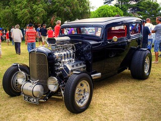 1932 Ford 5W Coupe | by 54 Ford Customline