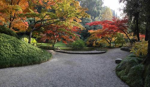 Giardini di villa melzi l incantevole giardino for Giardino 3d gratis italiano