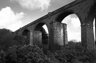 Carnon Viaduct, Cornwall | by Breadbin78