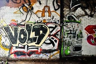 Berlin - Street art - Graffiti | by ►Gallery 54