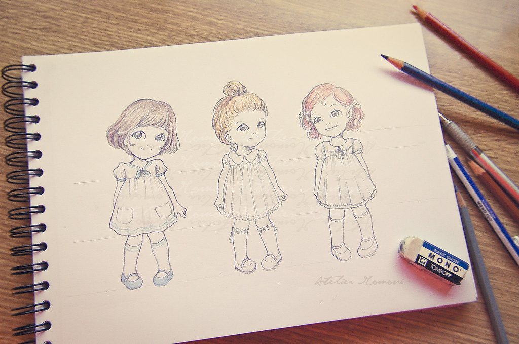 3d Drawing On Lined Paper : Drawn on paper dcbuscharter