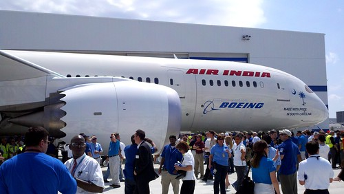 North Charleston-made Boeing 787 | by North Charleston