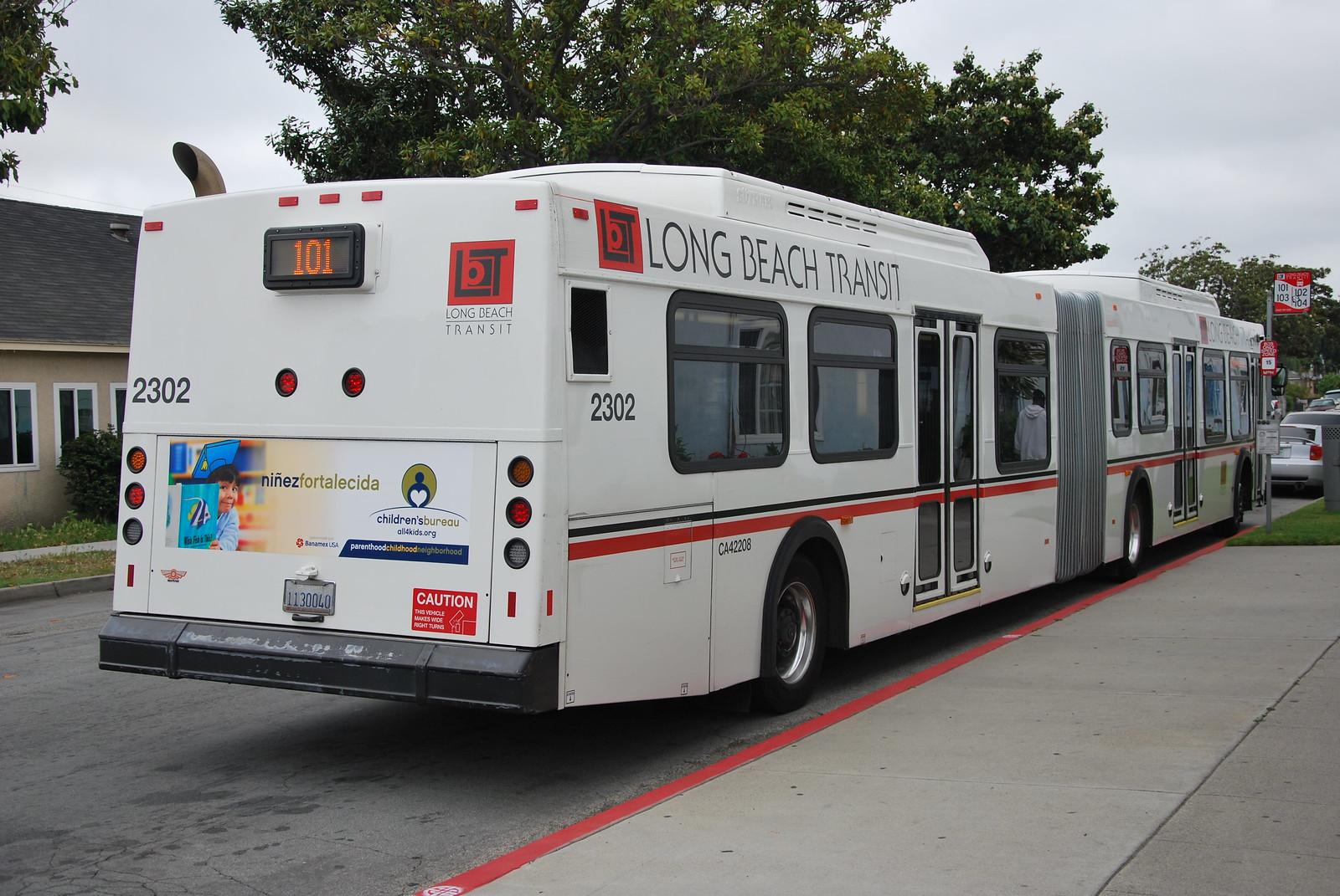 Long Beach Transit Flickr