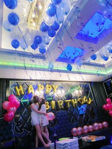 Party Time!我在台中水雲端舉辦公主般的生日趴 (2)