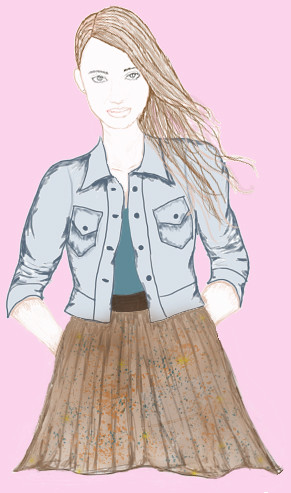Outfit Drawing