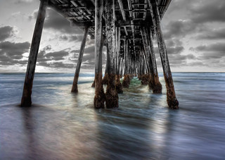 Half & Half - Imperial Beach Pier | by Chad McDonald
