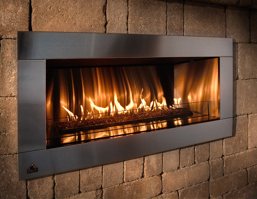 Contemporary Fireplace (Close Up) | by Necessories-Kits