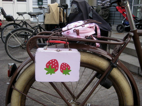Things I Bring Home On My Bike From Kindergarten 2 | by Mikael Colville-Andersen