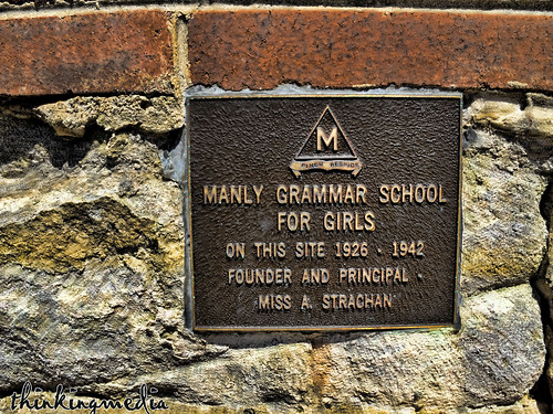 Manly Grammar School for Girls (site) c.1925 | by Sydney Heritage