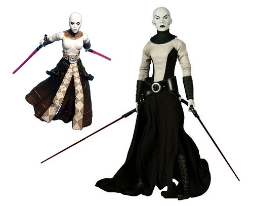 Asajj Ventress 2007 | by The Official Star Wars