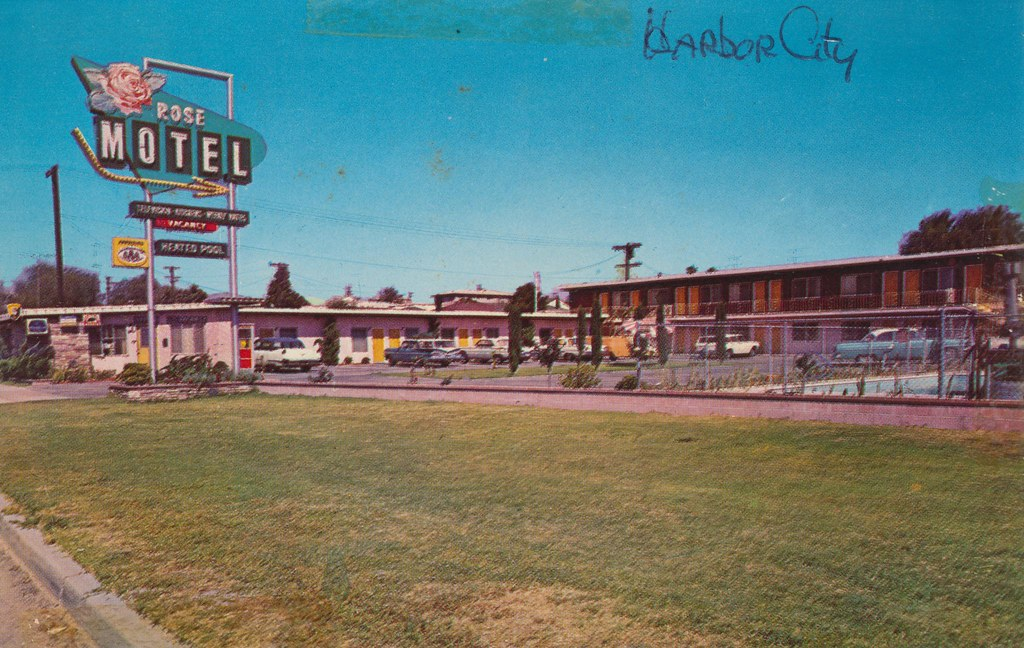Rose Motel - Harbor City, California