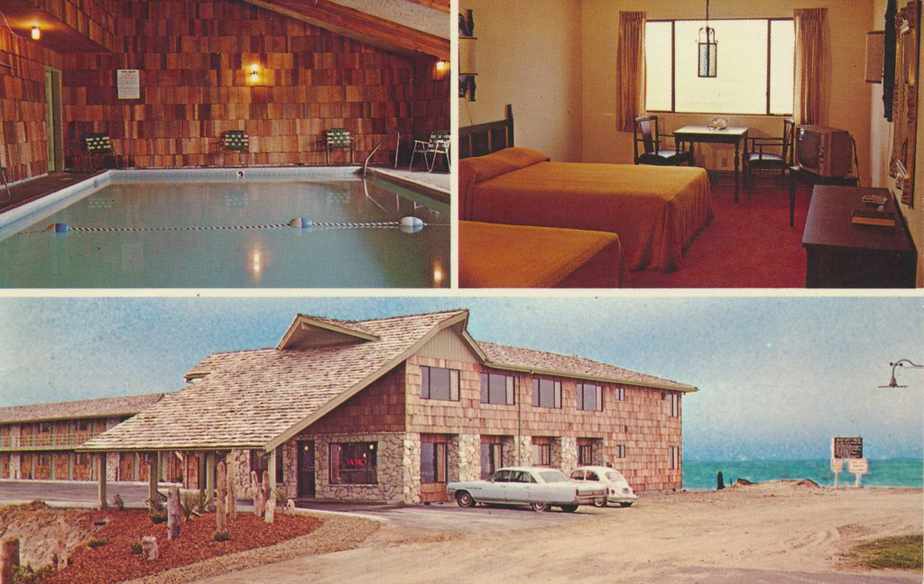 Silver Sands Motel - Rockaway Beach, Oregon