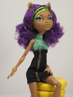 Clawdeen being dramatic. | by The Toy Box Philosopher