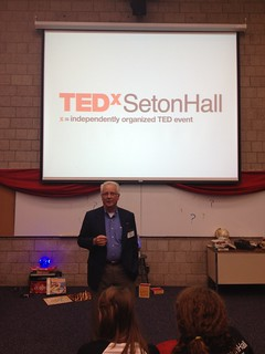 White Roof Project at TEDx Seton Hall | by White Roof Project