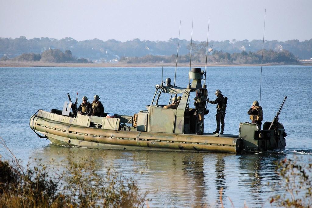 U.S. Navy Riverine Patrol Boat (RPB) | A U.S. Navy Riverine … | Flickr