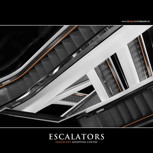 ESCALATORS | by Matthias Besant