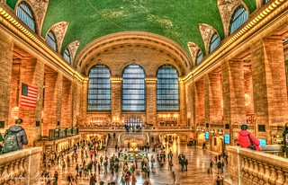 New York City Grand central station | by dpbirds