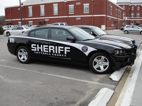 Tattnall Co Sheriff, GA Dodge Charger | by Staff@SCPoliceCruisers.com