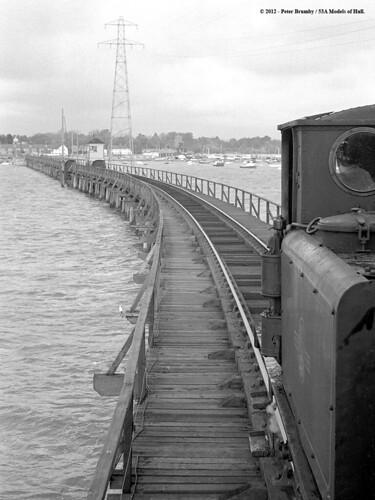Hayling Island Bridge Closure