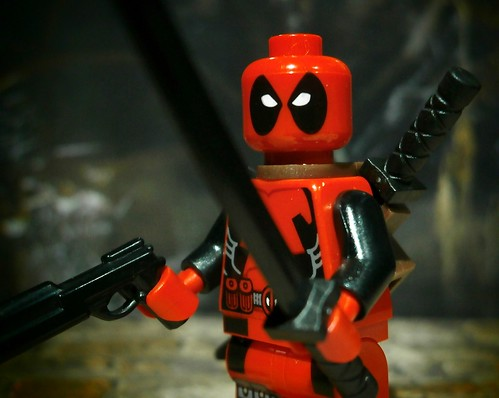 Deadpool | by R D L
