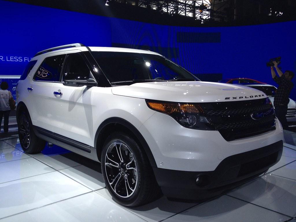 2013 Ford Explorer Sport @ the 2012 New York International… | Flickr