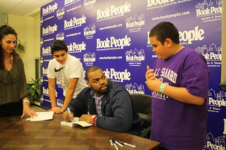 Michael Oher - I Beat the Odds - 2/15/12 | by BookPeople