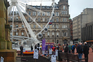 Nae Nazis in Glasgow protest | by Jeannie.H