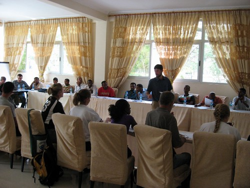 Ethiopia - Training for Peace Corps Volunteers and their Counterparts - April 2012 | by treesftf