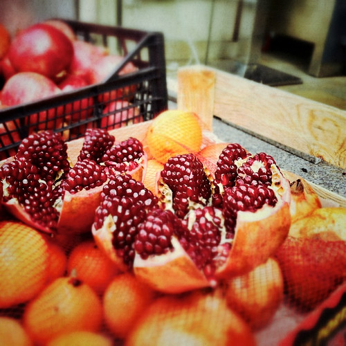Destined for Pomegranate Juice. | by Lou Lou and Oscar