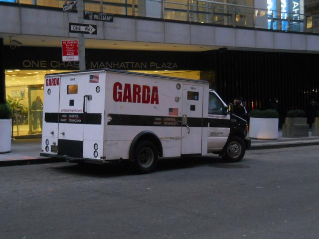 Garda Armored Truck   Youngking2010   Flickr
